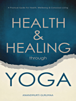Health & Healing through Yoga
