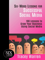 Six-Word Lessons for Successful Social Media