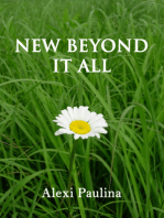 New Beyond It All