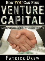 How YOU can find Venture Capital