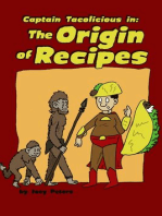 The Origin of Recipes