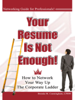 Your Resume is Not Enough