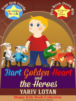 Bart Golden Heart and the Knights