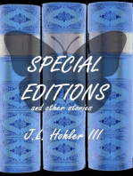 Special Editions & Other Stories