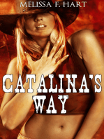 Catalina's Way (Erotic Romance - Western Romance)
