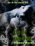 Cry Of The Wolf (Eye Of The Storm #2)