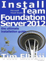 Install Team Foundation Server 2012
