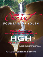 Your Secret to the Fountain of Youth ~ What they don't want you to know about HGH