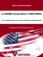 La RAND Corporation (1989-2009)