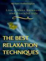 The Best Relaxation Techniques