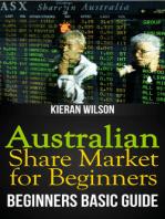 Australian Share Market for Beginners Book: Beginners Basic Guide