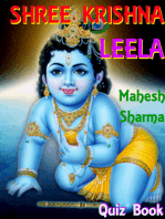 Shree Krishna Leela Quiz Book