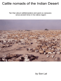 Cattle Nomads Of The Indian Desert