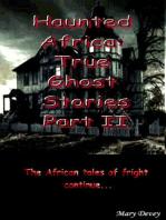 Haunted Africa