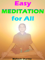 Easy Meditation for All