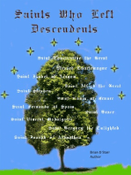 Saints Who Left Descendents