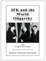 JFK and the World Oligarchy