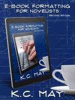 E-Book Formatting for Novelists