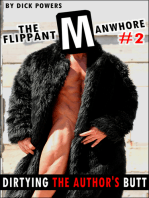 Dirtying The Author's Butt (The Flippant Manwhore #2)