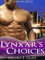 Lynxar's Choices (Lynxar Series, Book 2)