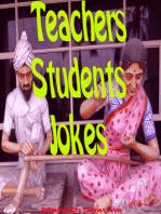Teachers-Students Jokes