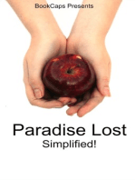 Paradise Lost Simplified! (Includes Modern Translation, Study Guide, Historical Context, Biography, and Character Index)