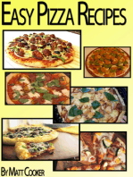 Easy Pizza Recipes To Impress Your Family (Step by Step Guide with Colorful Pictures)