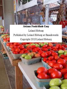 Artisan Foods Made Easy