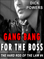 Gang Bang For The Boss (The Hard Rod of The Law #4)
