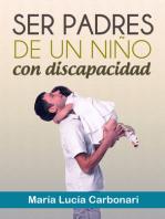 Ser padres de un niño con discapacidad