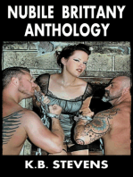 Nubile Brittany Anthology of Dirty Sex