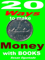 20 Ways to Make Money with Your Books