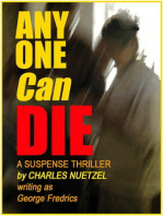 Any One Can Die