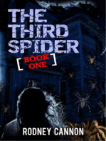 The Third Spider Book One