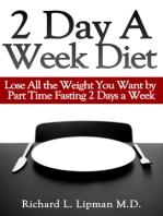 2 Day a Week Diet