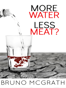 More Water, Less Meat?
