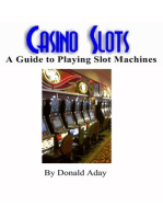 Casino Slots: A guide to playing slot machines