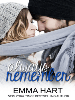 Always Remember (Memories, #2)