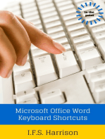 Microsoft Office Word Keyboard Shortcuts