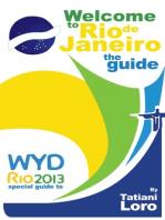Welcome to Rio de Janeiro the guide