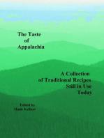 The Taste of Appalachia