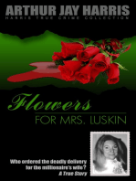 Flowers for Mrs. Luskin