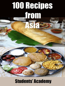 100 Recipes from Asia