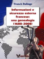 Informazioni e sicurezza esterna francese