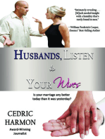Husbands, Listen to Your Wives