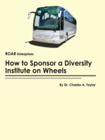 How to Sponsor a Diversity Institute on Wheels