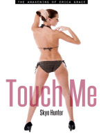 Touch Me (The Awakening of Erica Grace)