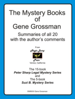 The Mystery Books of Gene Grossman