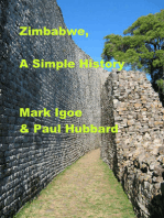 Zimbabwe, A Simple History