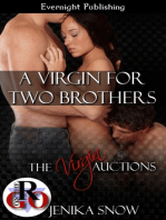 A Virgin for Two Brothers